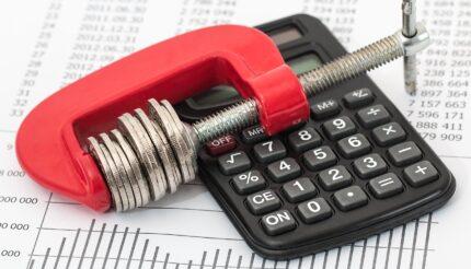 Cash flow budget forecast